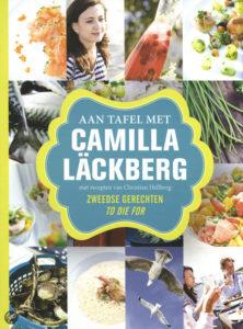 aan tafel met camilla lackberg